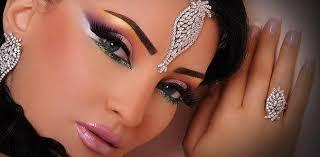 arabic bridal makeup step by step