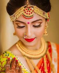 exclusive bridal make up green trends