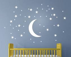 Cheap Sticker For Kids Room Buy Quality Moon Wall Sticker Directly From China Wall Stickers For Kid Baby Wall Decals Nursery Wall Decals Nursery Wall Stickers
