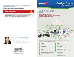Quick Setup Guide Manualzz