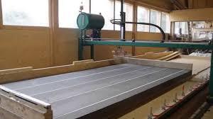 vakuumpresse sip panel produktion mit