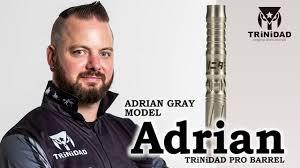 TRiNiDAD バレル【Adrian】Adrian Gray - YouTube
