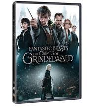 Fantastic Beasts: The Crimes of Grindelwald (DVD) – Harry Potter Shop