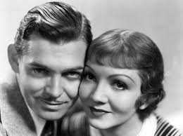 Clark Gabel and Claudette Colbert | 20 Gay Hollywood Legends | Purple Clover