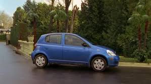 Toyota Echo The Blueberry From Psych Burton Guster Psych Tv Toyota Echo