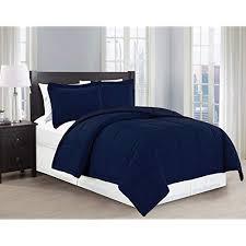 navy blue bedding com