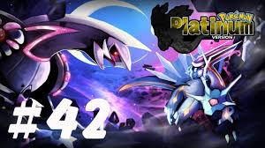 Pokemon Platinum #42 - Cách Bắt Huyền Thoại Dialga Và Palkia - YouTube