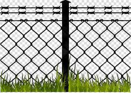 Tape Clipart Clipart Fence Illustration Grass Transparent Clip Art