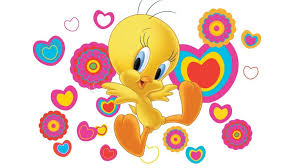 tweety bird cartoon graphics pics