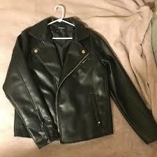 pacsun jackets coats mens leather