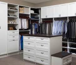 custom closet cabinets and organizer