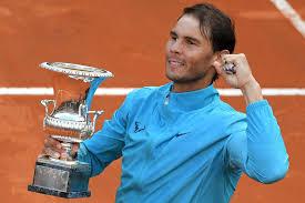 Italian Open 2019: Rafael Nadal ...