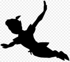Free Peter Pan Clipart Silhouette Download Free Clip Art Free Clip Art On Clipart Library