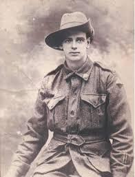 5582 Private William Charles Gibson WIA, 20th Battalion AIF