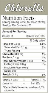 chlorella the green super food health