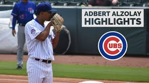 Cubs #1 Pitching Prospect Adbert Alzolay Highlights - YouTube