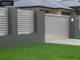Galvanized Steel Gates And Wall Panel Slat Fencing Plattekloof Gumtree Classifieds South Africa 741379800