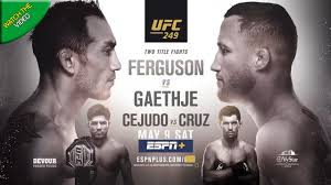 UFC 249 free live stream of Ferguson vs ...