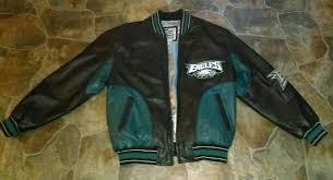 philadelphia eagles leather jacket carl