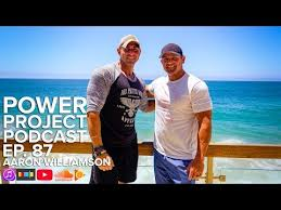 Mark Bell's Power Project EP. 87 - Aaron Williamson - YouTube
