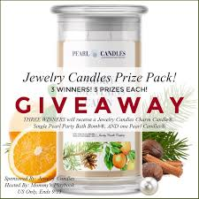 candles prize pack giveaway ends