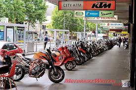 melbourne motorcycle scene changes