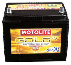 Motolite Battery - Tire Center Philippines