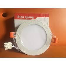 Combo Bộ Đèn LED Panel tròn Điện Quang ĐQ LEDPN04 09 146 ( 9W F146 )