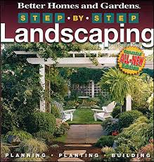 step by step landscaping planning