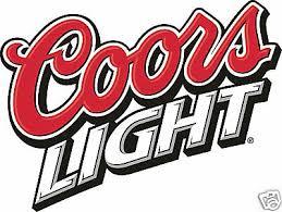 Coors Light Vinyl Sticker Decal 18 Ebay