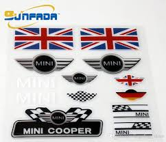 2020 Car Stickers Sport Style Uk Flag Decoration Car Stickers For Bmw Mini Jcw Cooper Countryman Clubman Car Styling From Ling Ling Store 4 02 Dhgate Com