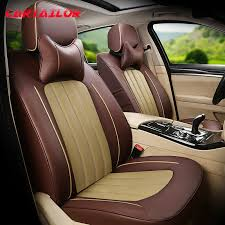 car seat covers genuine leather