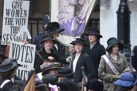 Cinema - Suffragette - Esperienziando Vitae