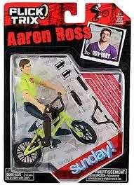 Amazon.com: Flick Trix Pro Rider [Aaron Ross]: Toys & Games