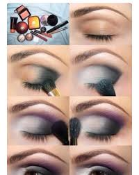 best eyeshadow tutorials for brown eyes
