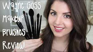 makeup brushes wayne goss