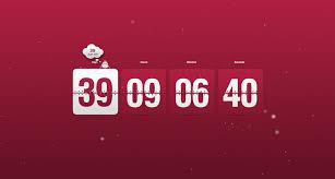 free clock countdown