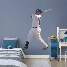 Fathead Kyle Schwarber Chicago Cubs Life Size Removable Wall Decal