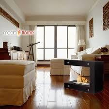 moda flame coria free standing floor