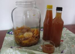diy pineapple fruit enzyme to improve