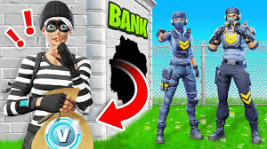 COPS & ROBBERS Game Mode in Fortnite ...