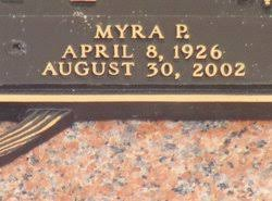 Myra Perry Dorrity (1926-2002) - Find A Grave Memorial
