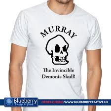 Satın Al Rahat Spor Erkekler T Shirt Maymun Ada Murray Beyaz Gömlek, $12.7    DHgate.Com'da