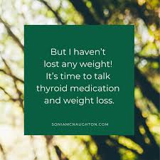 but i haven t lost any weight it s