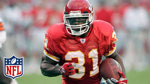 Do you think we will ever get a Priest Holmes card in MUT ? :  MaddenUltimateTeam