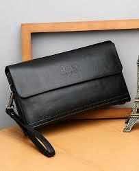 men s luxury fashion wallet leather
