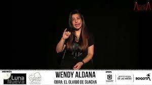 WENDY ALDANA & JULIAN LÓPEZ -- AGORA XVI FESTIVAL DE CUENTOS Y CUENTEROS DE  BOGOTÁ - YouTube