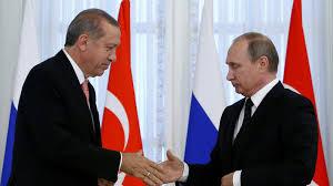Rencontre Erdogan-Poutine : nouveau gazoduc, Libye et Syrie sur la ...