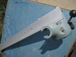 Delta 10 Unisaw Table Saw Fence Rockwell Shop Tools 290317969