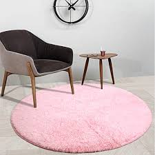 Yoh Super Soft Round 4x4 Feet Area Rugs For Bedroom Kids Rooms Living Room Boys For Sale Online